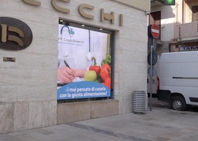 hapsystem display pubblicitari farmacia -3